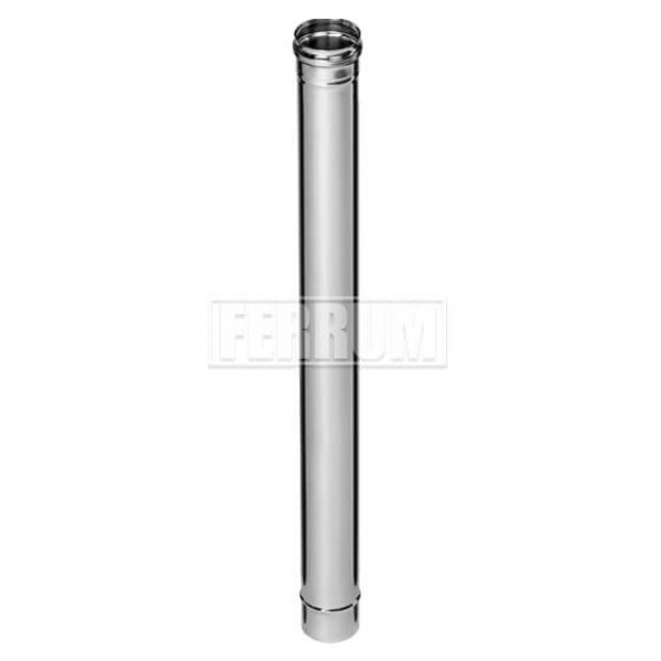 Дымоход  1,0м (430/0,5 мм)  Ф115