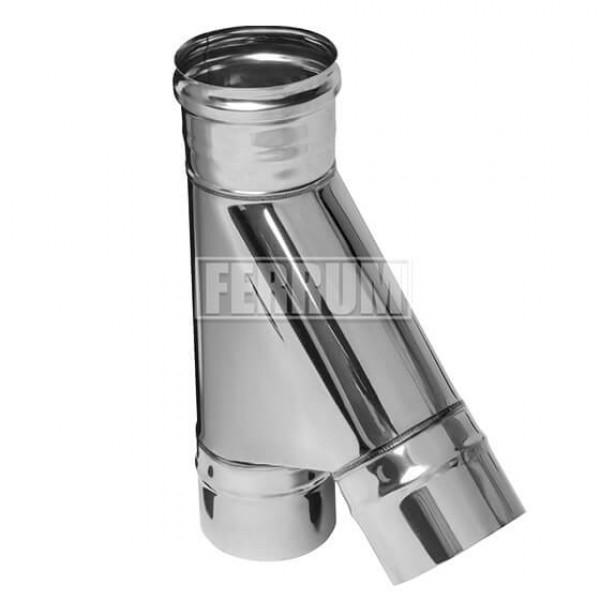 Тройник-Д 45° (430/0,8 мм) Ф150