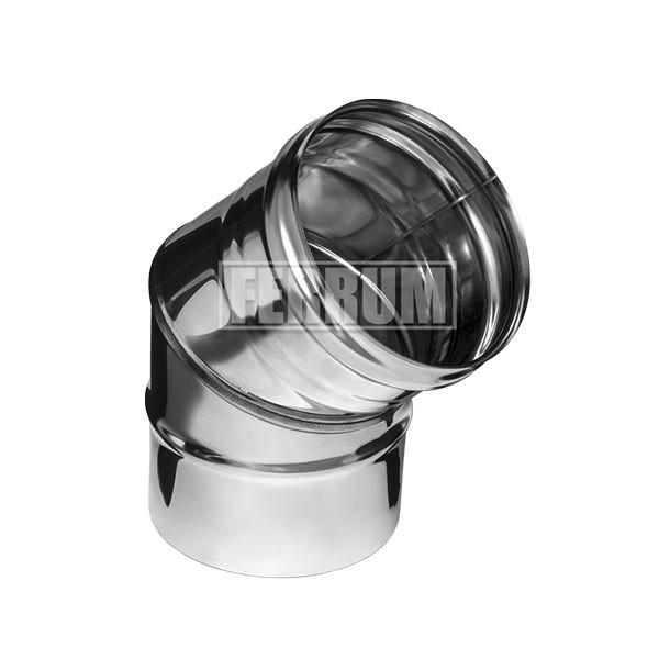 Колено угол 135° (430/0,8 мм) Ф115 (2 секции)