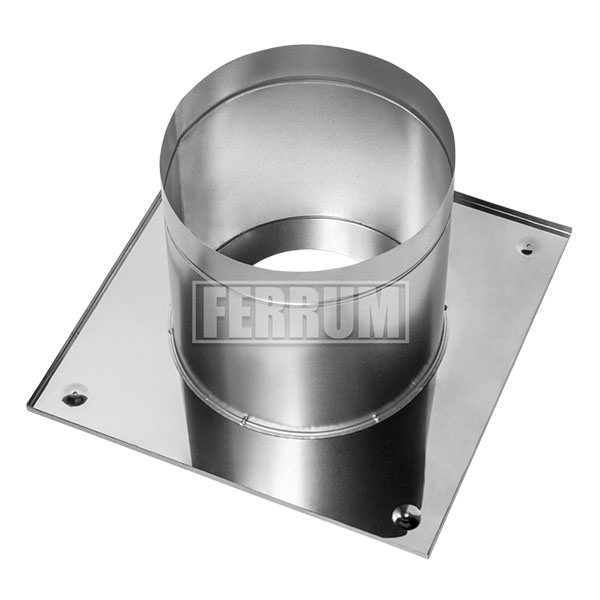 Потолочно проходной узел (430/0,5 мм) Ф115 (круг)