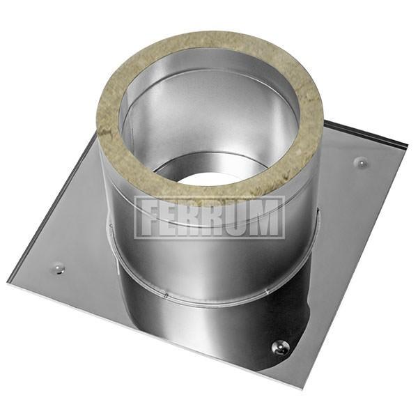 Потолочно проходной узел (430/0,5 мм + термо) Ф115 (круг)