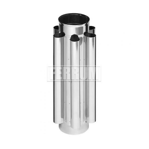 Дымоход-конвектор (430/0,8мм) Ф115