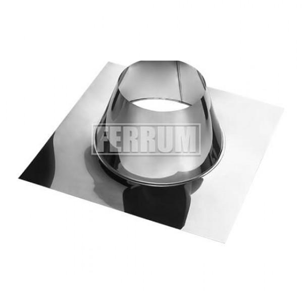Крышная разделка прямая (430/0,5 мм) Ф150