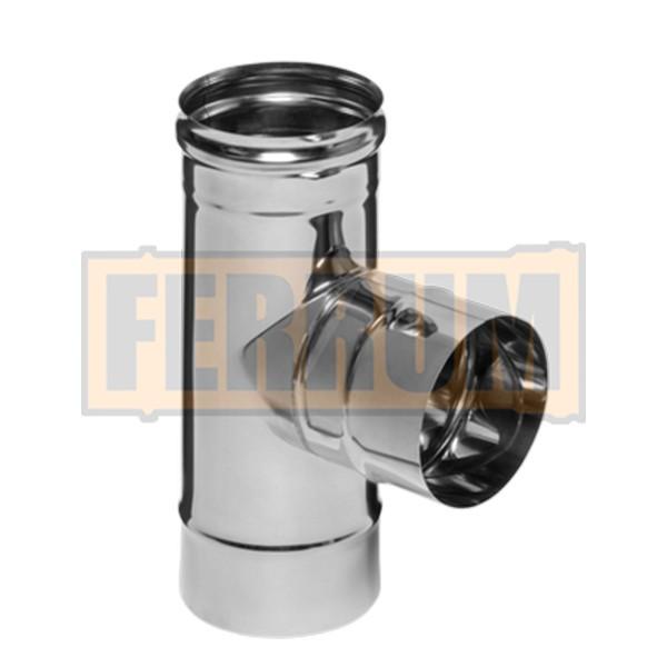Тройник-Д 90 (430/0,8 мм) Ф120